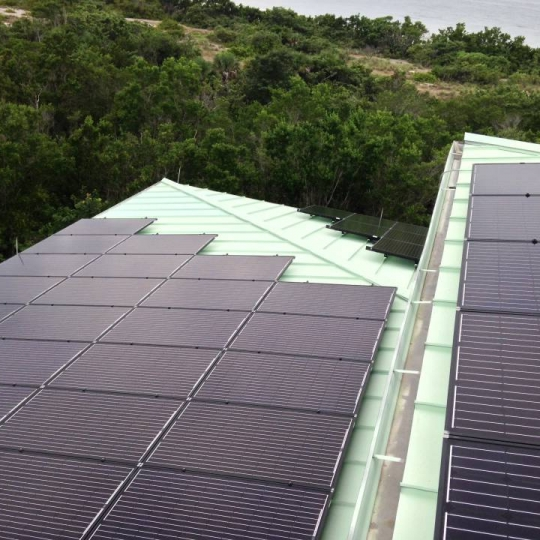 33.6 kW Keewaydin Island,FL (Biden Home)