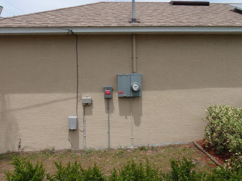 Interconnection installed in St. Augustine, FL