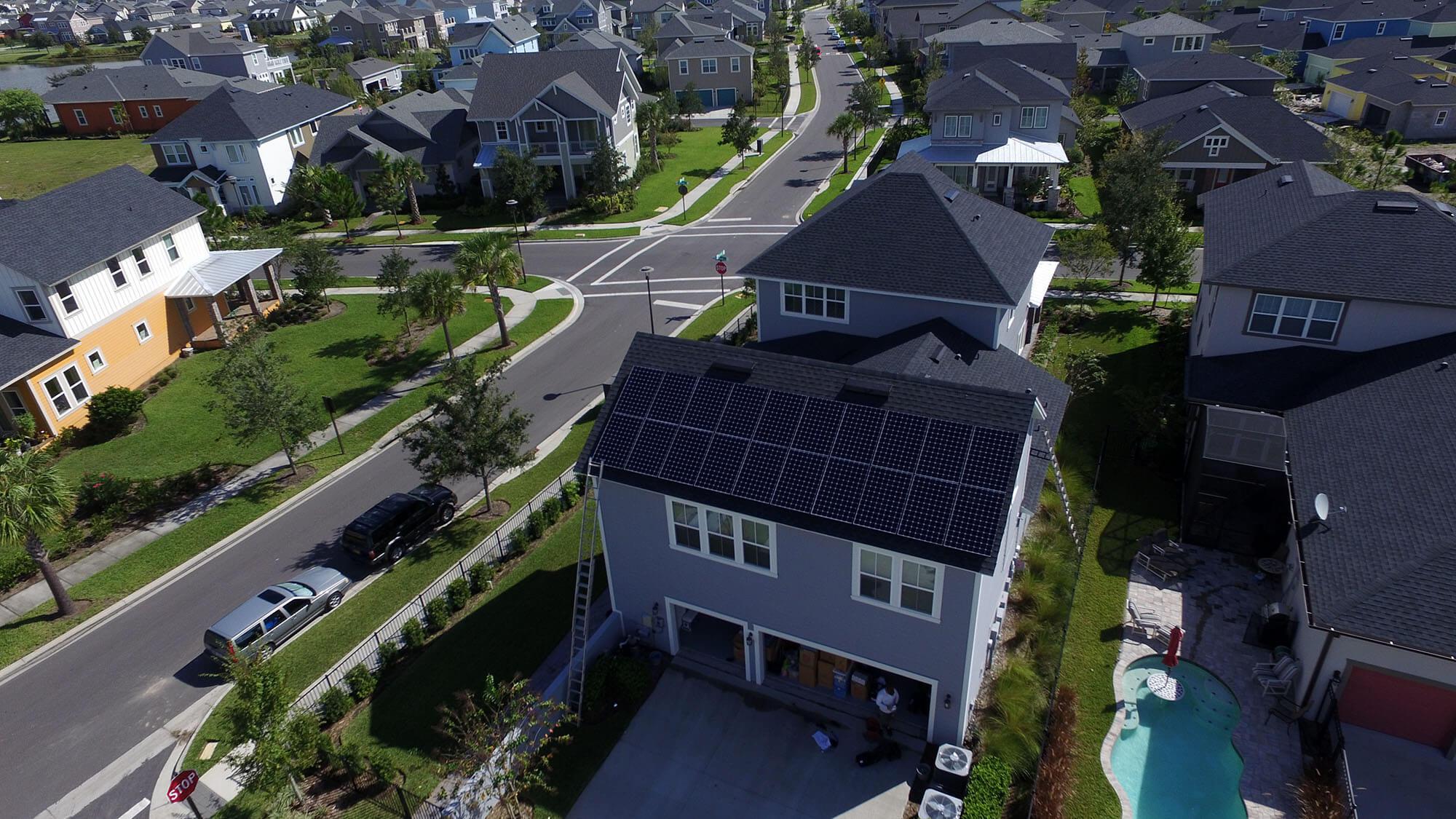 Tampa Bay Solar Power Company
