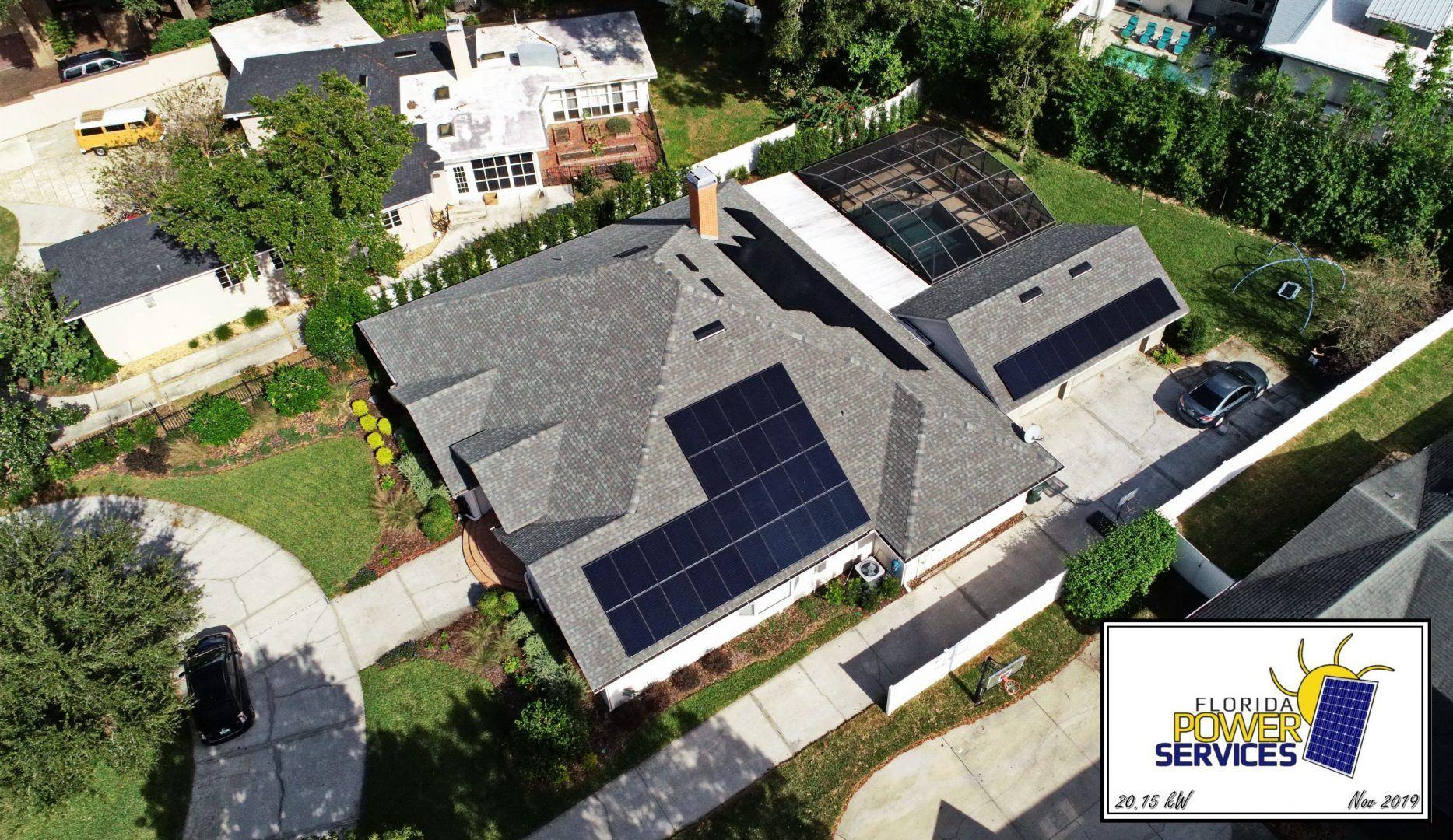 20.15 kW Lakeland Solar System