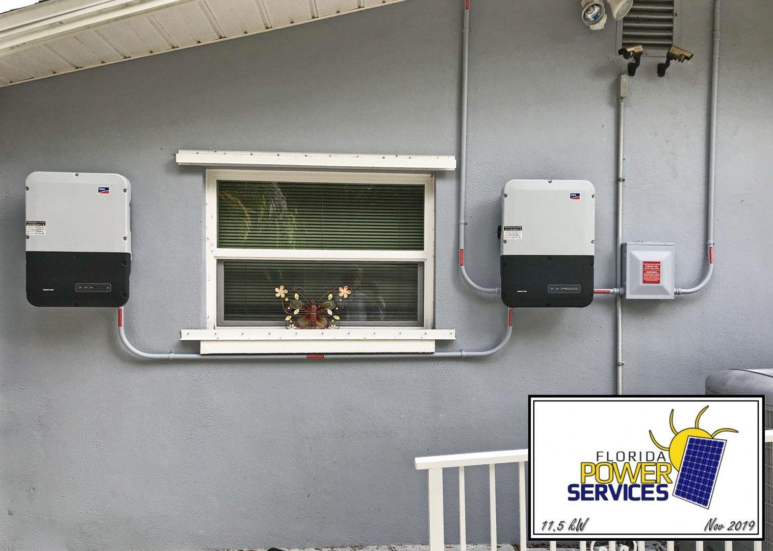 Sunny Boy Inverters Dunedin Home Solar