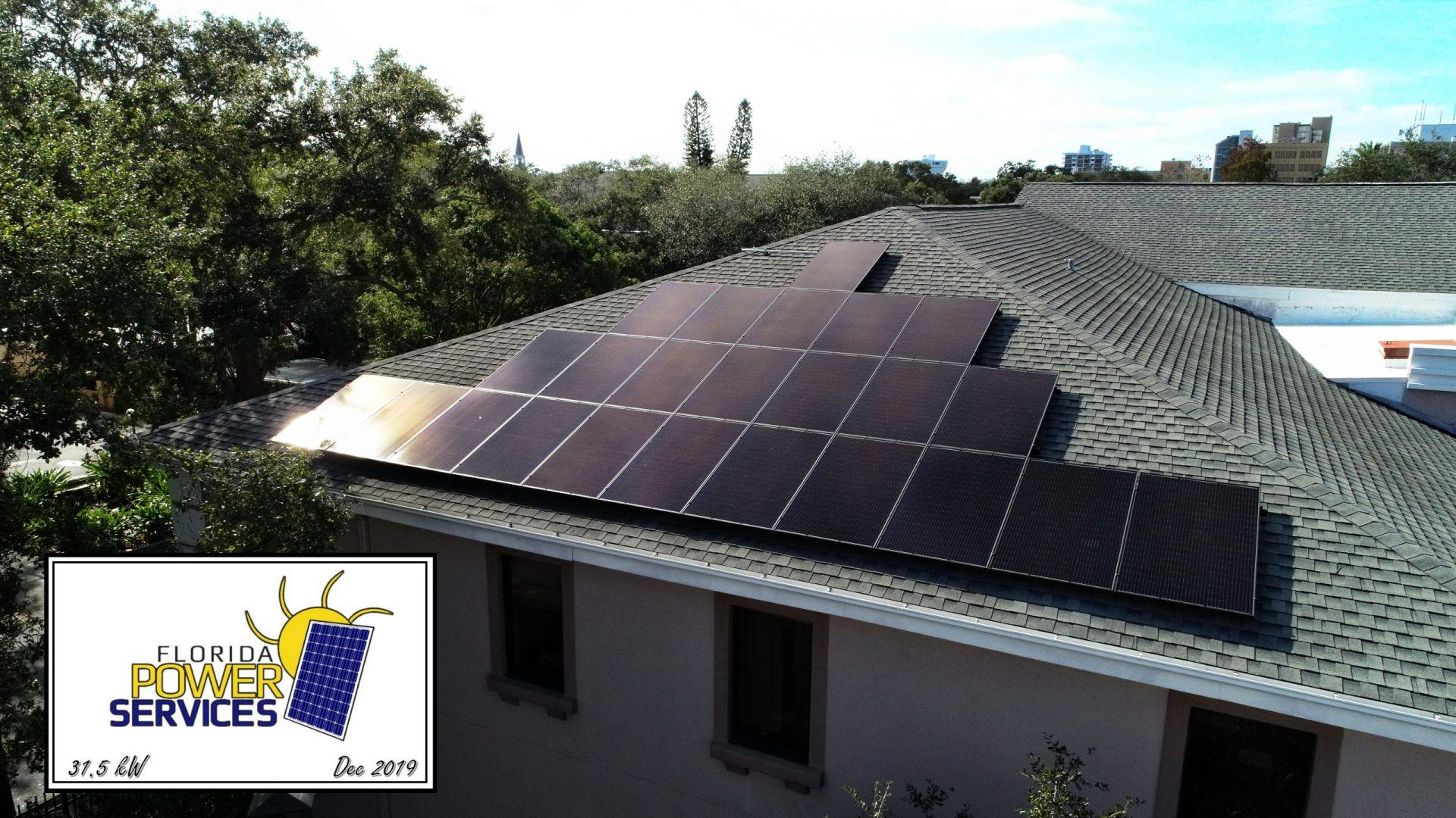 Clearwater Commercial 31.5 kW Solar System