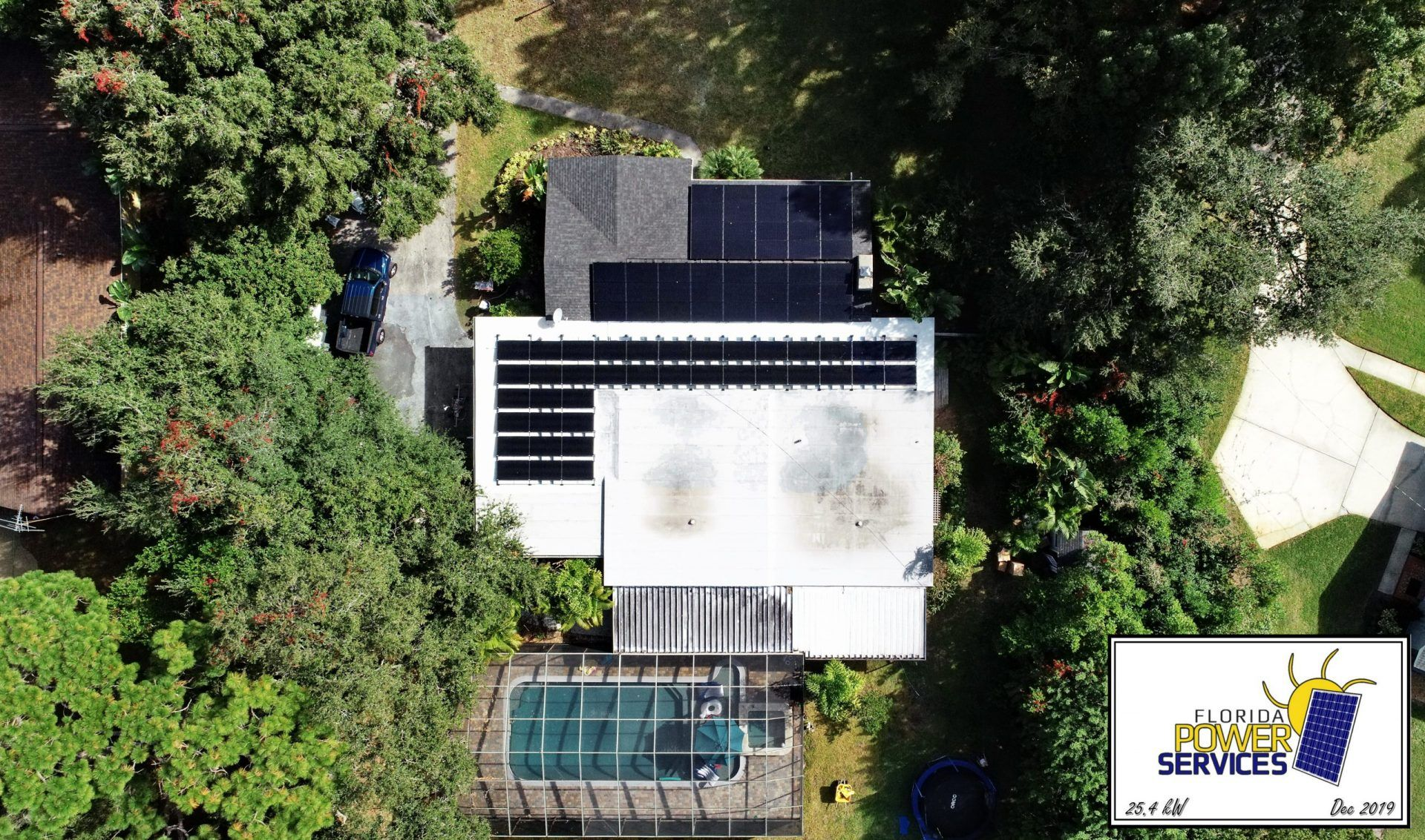 Clearwater 25.4 kW Grid Tied Home Solar