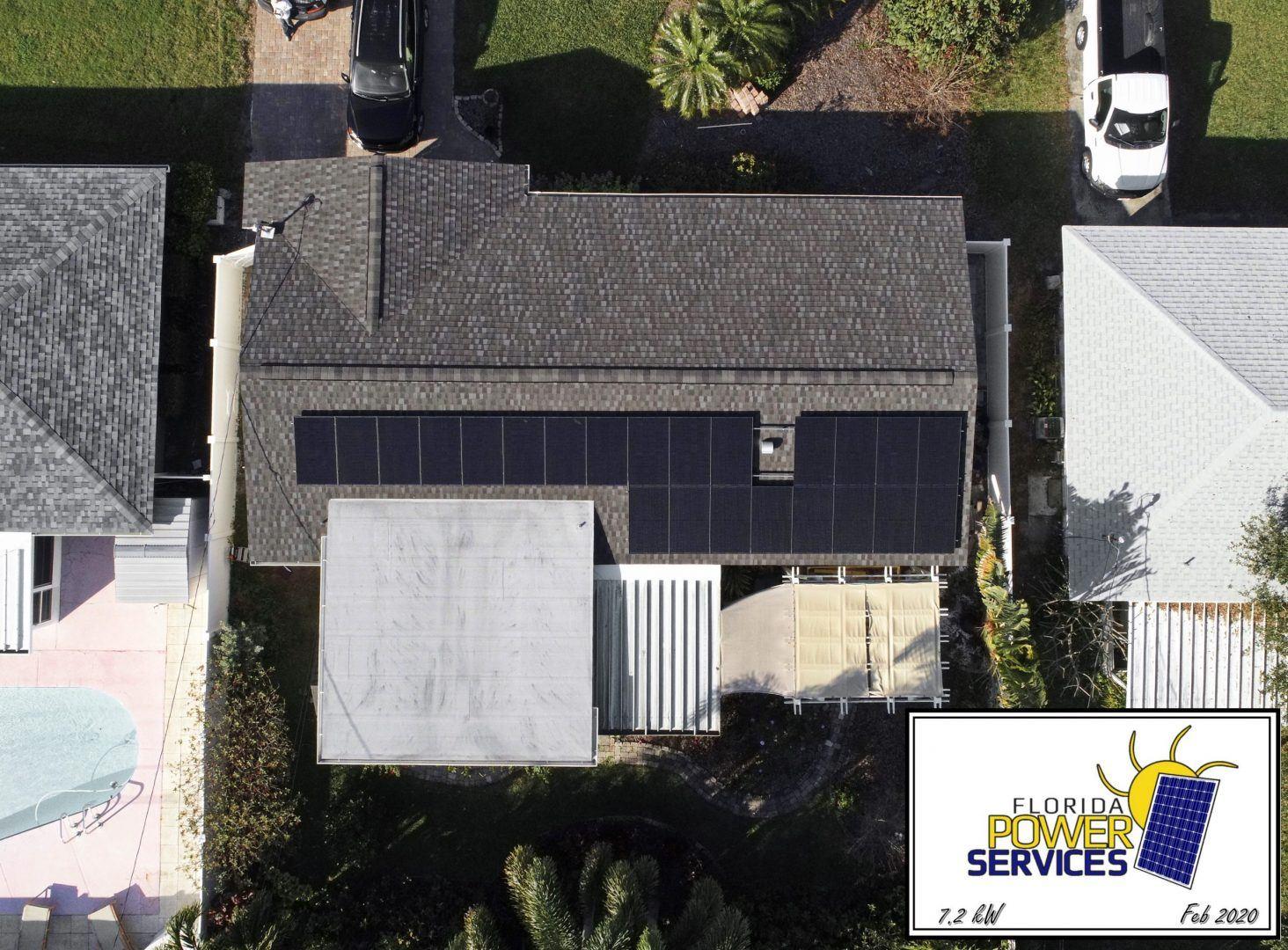 Seminole 7.2 kW Micro Inverter Residential Solar