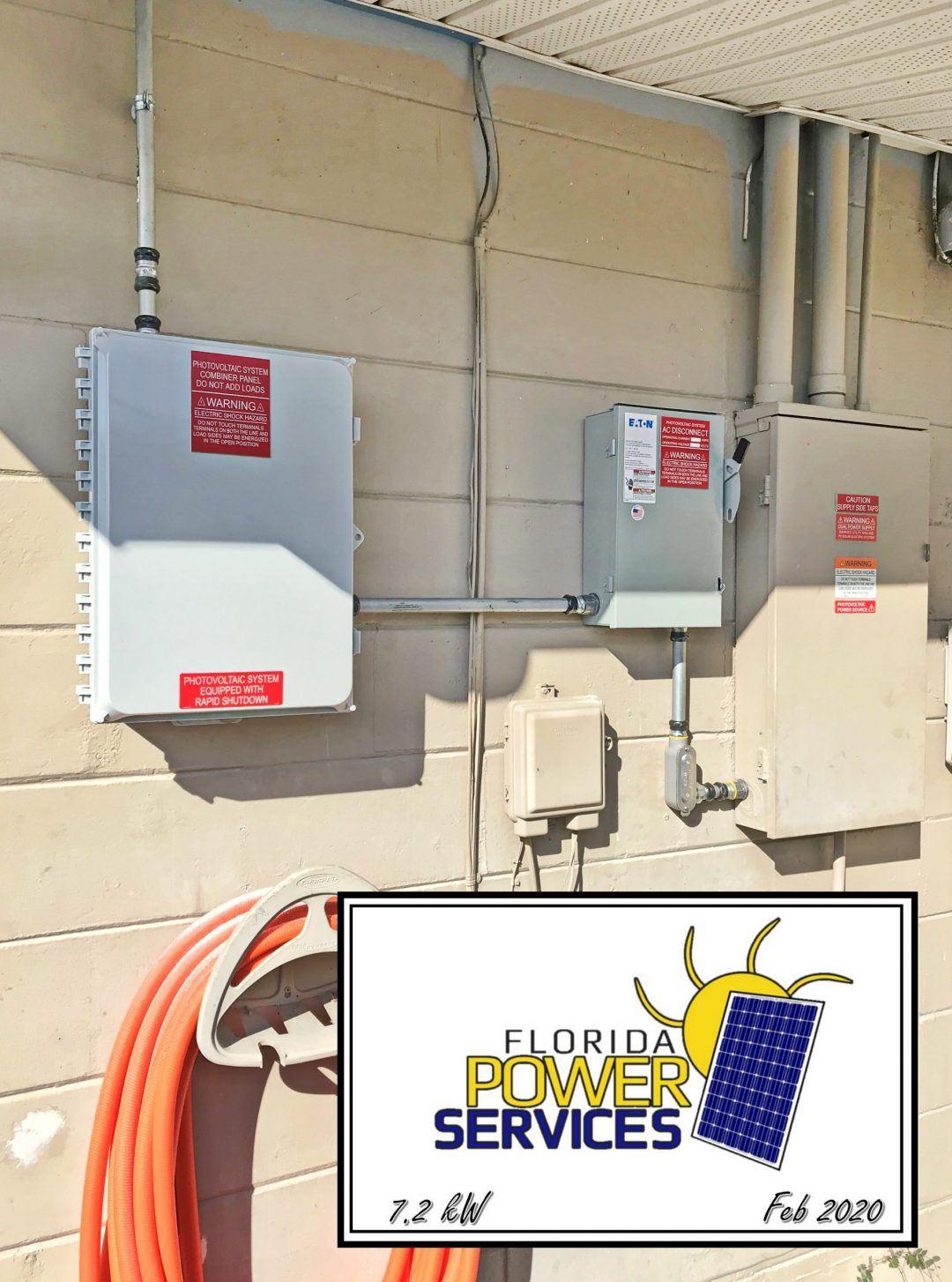 7.2 kW Micro Inverter Residential Solar