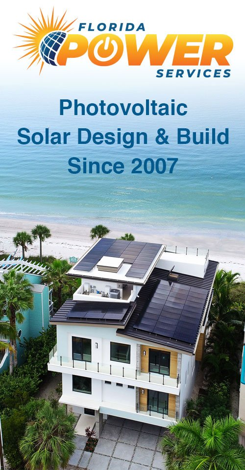 Solar Power Installation in St Pete Beach , FL