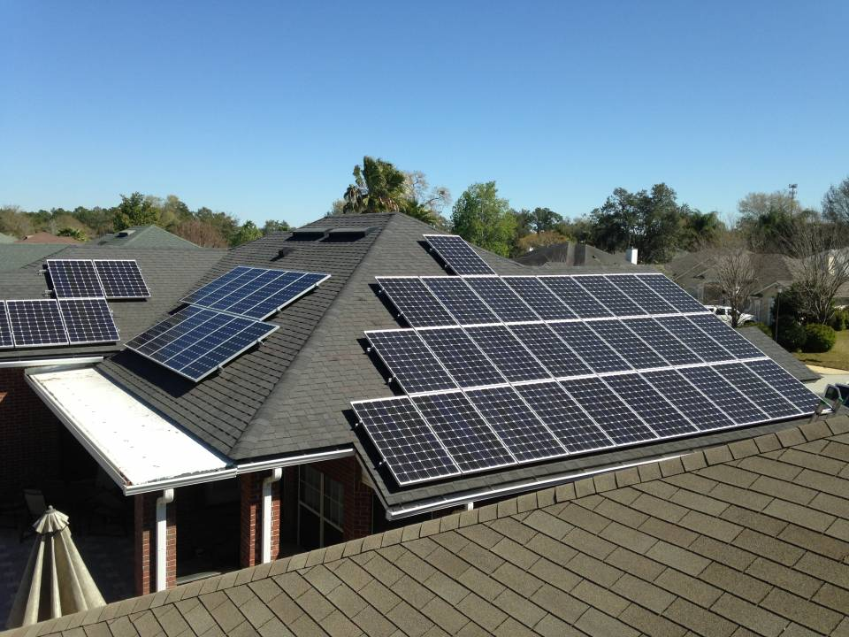 Grid Tied Solar in Jacksonville