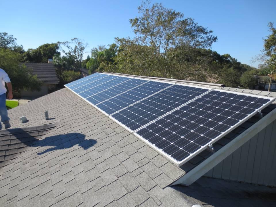 Solar Array in Clearwater, FL