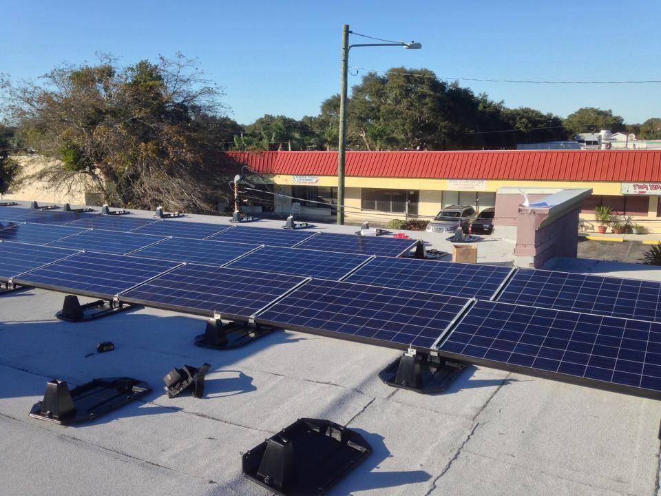 Solar Panels installed in Dunedin, FL