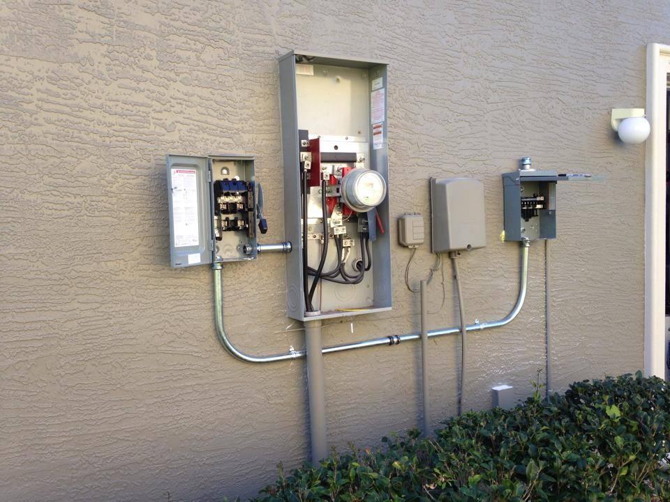 External Interconnection Installation
