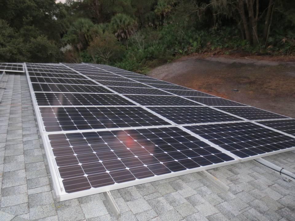 Solar Array in Northport, FL