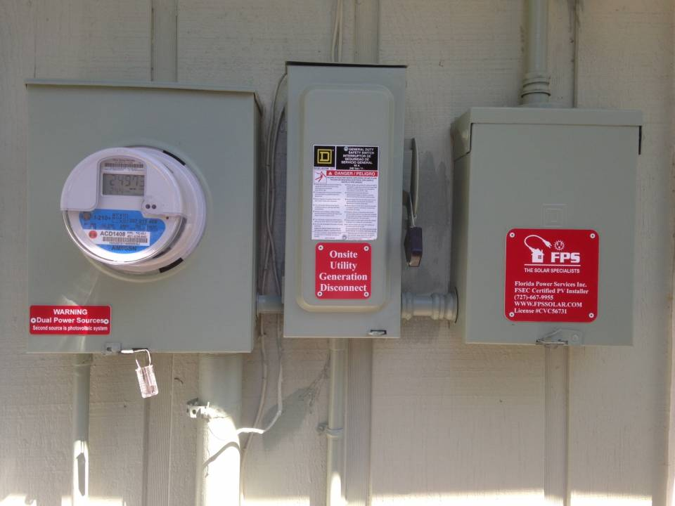 Solar Safety Installation Manatee County