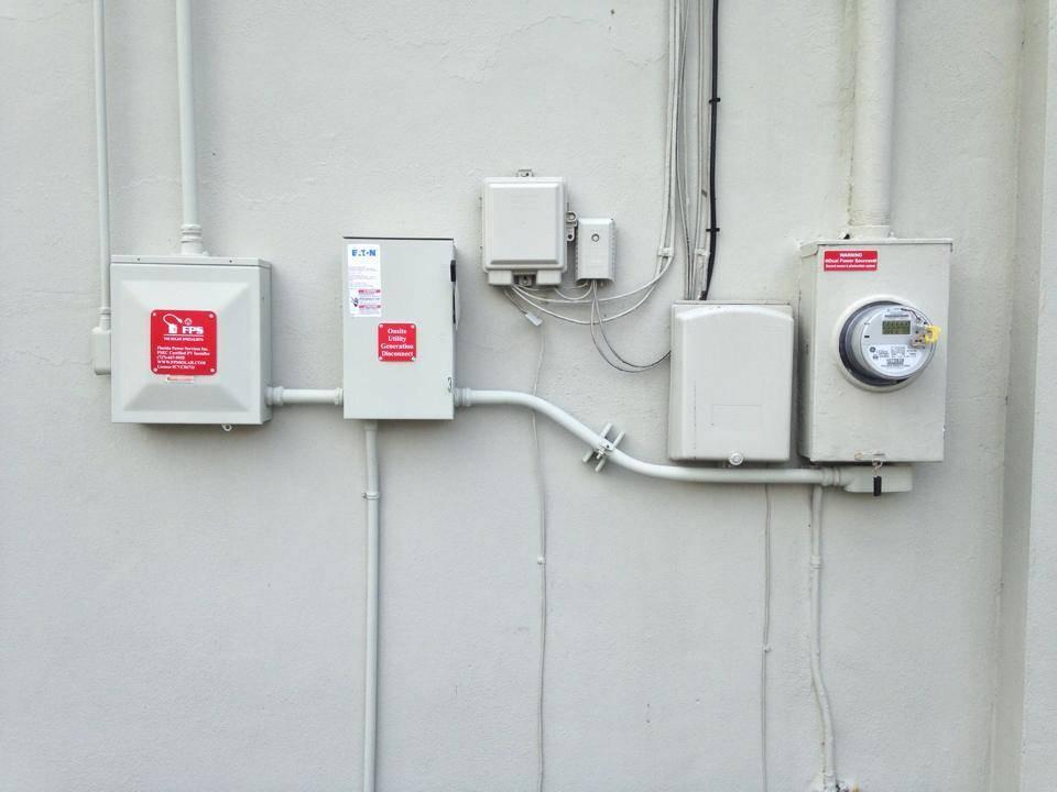 Interconnection installed in Dunedin, FL