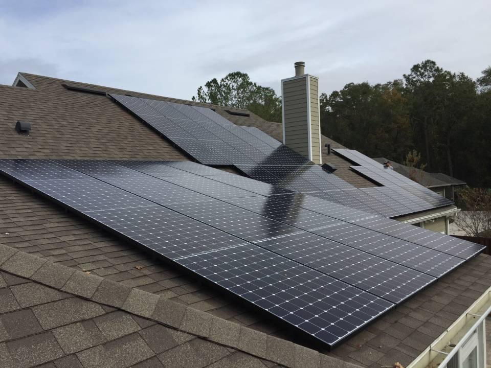 Solar Array 4