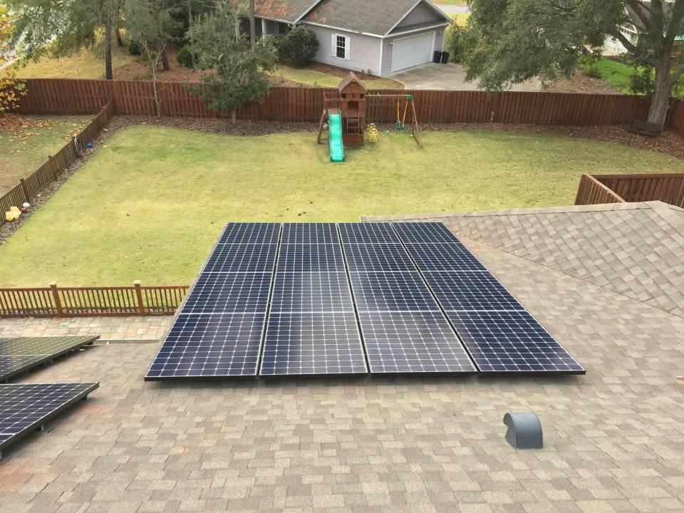 Solar Array 6