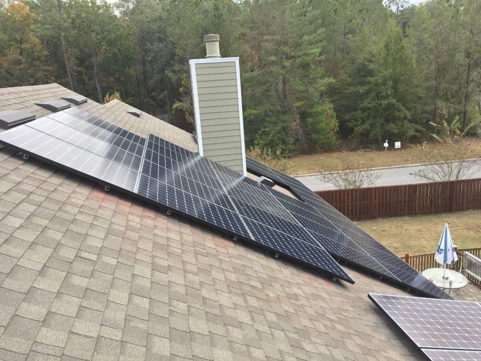Solar Array 7