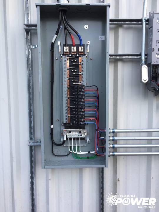 Inverter Output Combiner