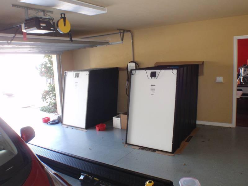 Solar Panels arrive Gainesville, FL