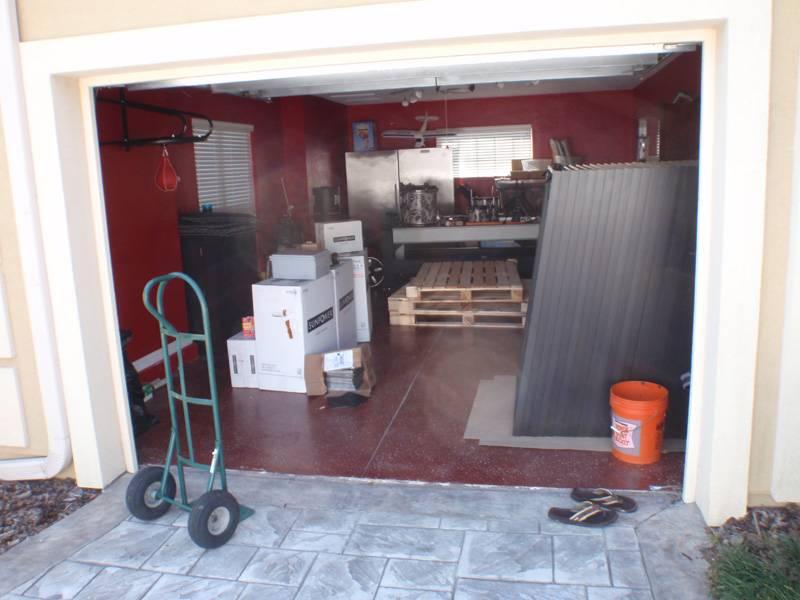 Solar supplies arrive Gainesville, FL