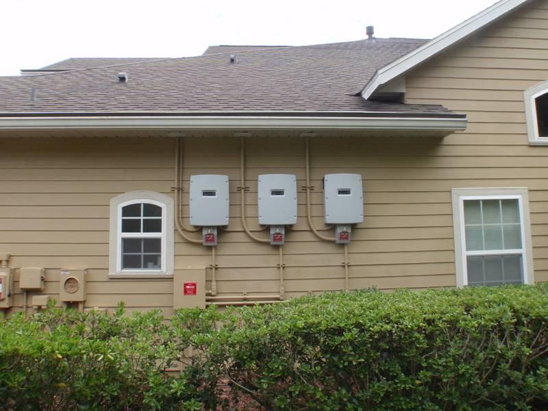 Solar Inverters installed in Gainesville, FL