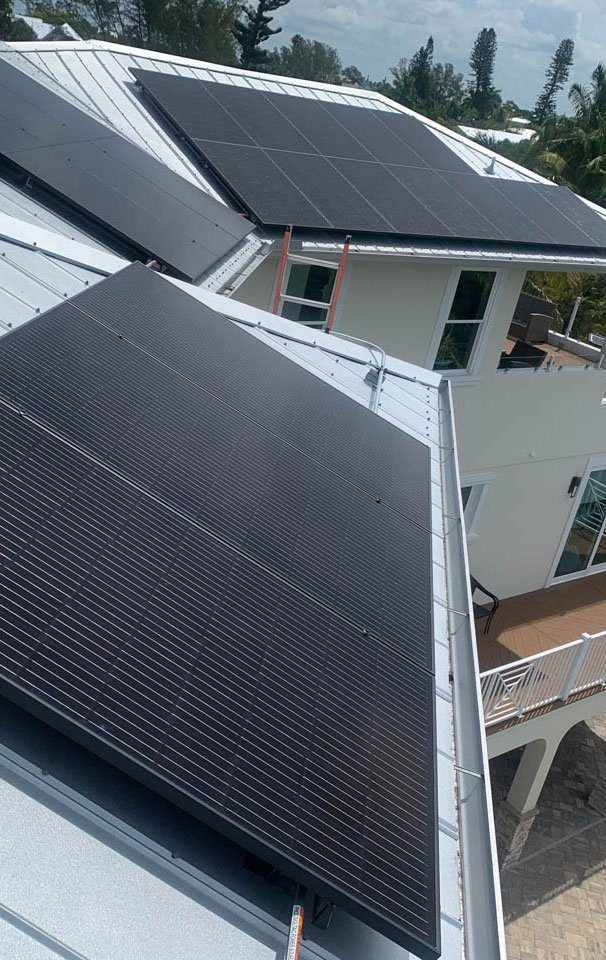 Go Green with Grid Tied Solar Power